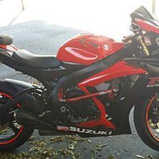 FS: 2006 Gsxr 600 Black/Red - $4500