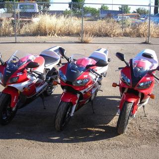 1999 Yamaha R Series (R6, R7, R1)