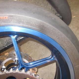 Pirelli Diablo Superbike Slicks