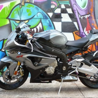2013 BMW S1000RR, Granite Gray, 2.6K miles, like new, well equipped in SF, CA