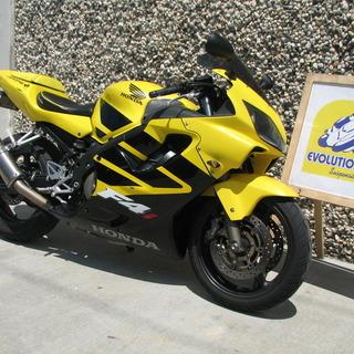 2002 Honda CBR600 F4I