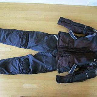 BMG/Belstaff Jacket & Pants - size Medium