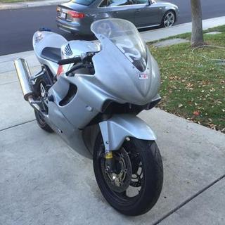 2003 Honda CBR 600 F4i Track Bike
