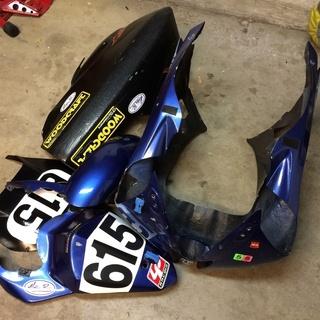 06/07 R6 Race Bodywork