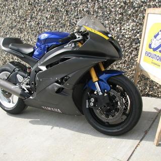 2006 Yamaha R6 Trackbike