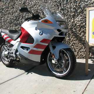 2002 BMW K1200RS, low miles