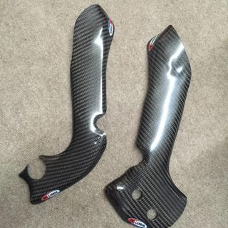 2013-2016 Honda CRF450 Carbon Fiber Frame Guard