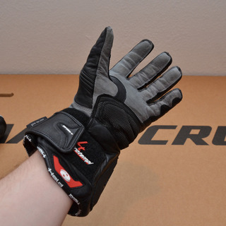 Held Race Tex Gloves (Size 9 Large Black)