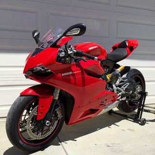 Feeler: 2012 Panigale ABS (With Photos)
