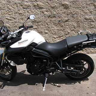 2013 Triumph Tiger ABS