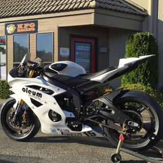 For Sale- 08' Yamaha R6 Race Bike SS Prepped – All The Goodies - Spare Wheels