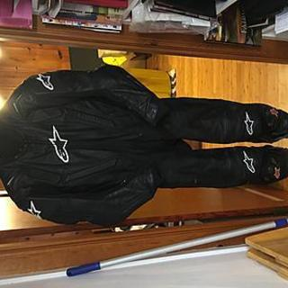 FS: Alpinestars leather track suit one piece