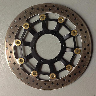 '07-'11 Honda Cbr600RR rotors for sale