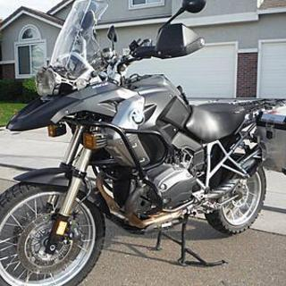 2008 BMW 1200GS, Loaded, MANY EXTRAS, very well Maintained.
