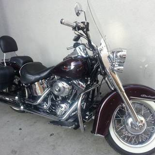 2007 Harley-Davidson FLSTN Softail Deluxe for Sale/Trade